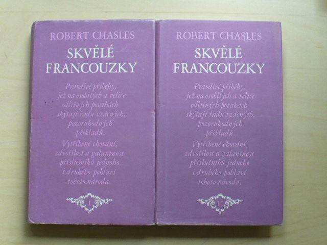 Chasles - Skvělé francouzky (1976)
