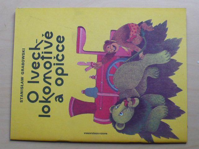Grabowski - O lvech - lokomotivě a opičce (1986)