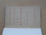 Dr. Polívková - Výtvarné práce V.H.Brunnera pro českou knihu (1929) 394/500