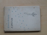 Klement Bochořák - Zápisník (1943) litogragfie Dillinger