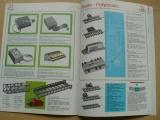 TT Zeuke 1972/73 katalog (německy, maďarsky, česky)
