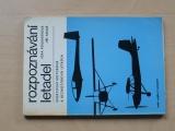 Perlingerová, Panuš - Rozpoznávání letadel - sportovní motorová a bezmotorová letadla (1978)