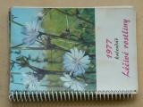Kalendář 1977 - Léčivé rostliny (slovensky)