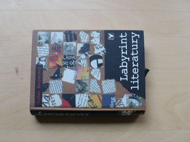 Karpatský - Labyrint literatury (2008)