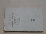 Menhart - Večerní hovory knihomila Rubricia a starotiskaře Tympána (1947)