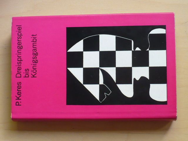Keres - Dreispringerspiel bis Königsgambit (1971)