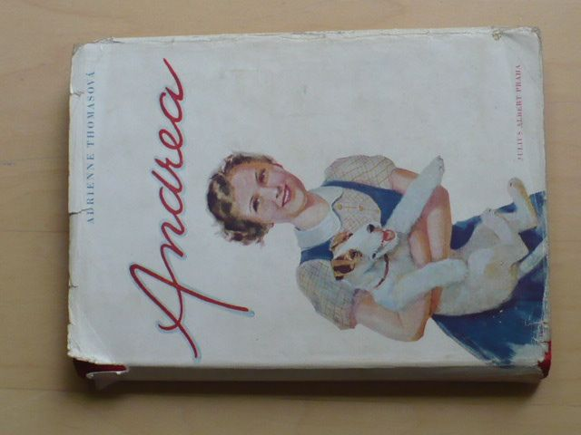Thomasová - Andrea (1947) Román mladých srdcí