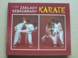 Levský - Základy sebeobrany - Karate (1986) slovensky