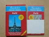 Baedeker - Paříž - Turistický průvodce s velkou mapou města (1992)