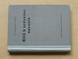 Dr. Němec - Klíč k určování nerostů (1956)