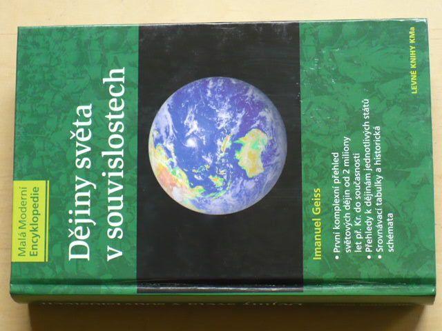 Geiss - Malá moderní encyklopedie - Dějiny svět v souvislostech (2005)