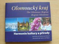Olomoucký kraj - Harmonie kultury a přírody (2006) česky, anglicky, německy