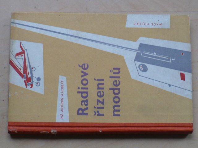 Schubert - Radiové řízení modelů (1958)