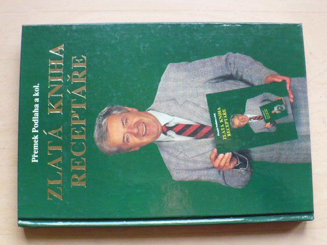 Podlaha - Zlatá kniha receptáře (1995)