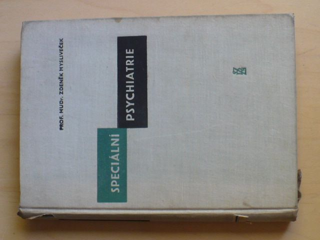 MUDr. Mysliveček - Speciální psychiatrie (1959)