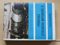 Vršinský, Blatný - Příručka leteckého mototáře II. turbínové motory (1964)