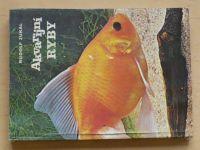 Zukal - Akvarijní ryby (1981)