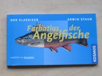 Der klassiker Farbatlas der Angelfische (2000) Rybářský atlas ryb