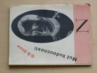 G. B. Shaw - Muž budoucnosti (1933) úpr. Sutnar