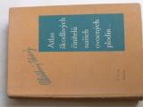 Blattný, Starý - Atlas škodlivých činitelů našich ovocných plodin (1940)