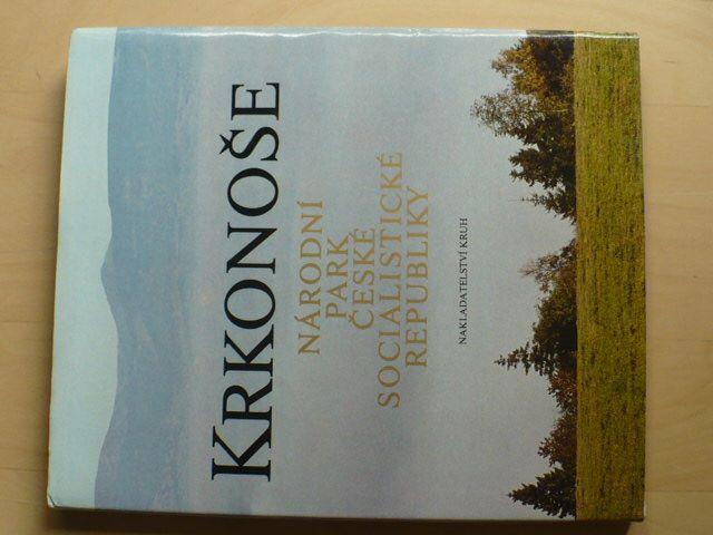 Krkonoše - národní park České socialistické republiky (1983)