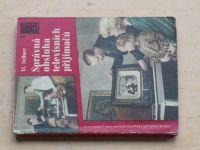 Sellner - Správná obsluha televizních přijímačů (1958)