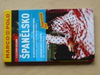 Španělsko s cestovním atlasem - Marco Polo 2010