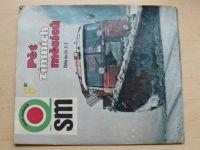 Svět motorů 1-52 (1980) ročník XXXIV. (chybí čísla 1-5, 17-18, 45 čísel)