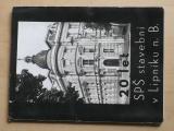 Almanach SPŠ stavební v Lipníku nad Bečvou 1973