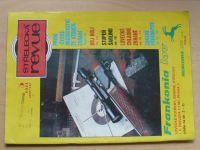 Střelecká revue 1-12 (1993) ročník XXIV. (chybí čísla 1-4, 7, 10, 6 čísel)