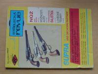 Střelecká revue 1-12 (1994) ročník XXV. (chybí čísla 2, 10-11, 9 čísel)