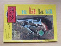 Střelecká revue 1-12 (1995) ročník XVI. (chybí čísla 10, 12, 10 čísel)