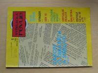 Střelecká revue 1-12 (1996) ročník XXVII. (chybí čísla 2, 10-12, 8 čísel)