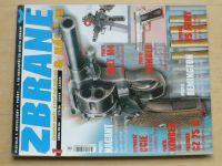 Zbraně a náboje 1-12 (2004) ročník VI. (chybí čísla 8-12, 7 čísel)