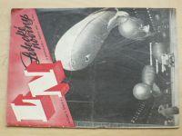 Letecké noviny ročník II. číslo 5 - 1. marca 1949 Bratislava
