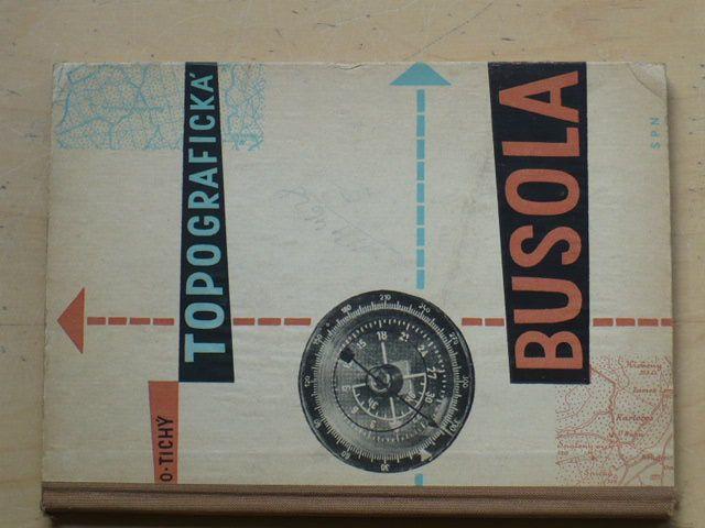 Tichý - Topografická busola (1959)