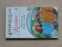 Romance, č.123: Allisonová - Hrátky v sedle (1995)