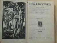 Česká ročenka 1926 - Každodenní populární encyklopedie praktického vědění