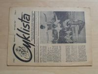 Cyklista 1-20 (1947) ročník LIII.