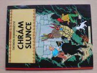 Tintinova dobrodružství - Chrám Slunce (2009)