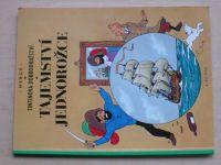 Tintinova dobrodružství - Tajemství jednorožce (2008)