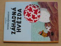 Tintinova dobrodružství - Záhadná hvězda (2008)