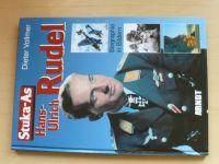 Vollmer - Stuka-As Hans-Ulrich Rudel - Biographie in Bildern (2014) německy