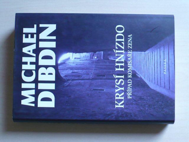 Dibdin - Krysí hnízdo - Případ komisaře Zena