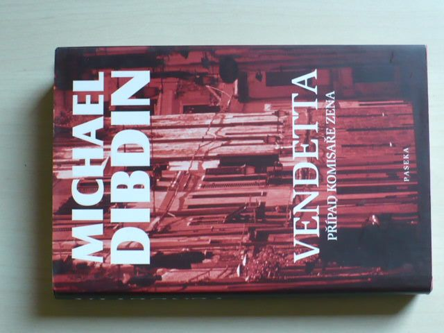 Dibdin - Vendeta - Případ komisaře Zena