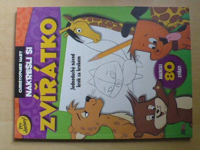 Harti - Nakresli si zvířátko - Jednoduchý návod krok za krokem (2010)