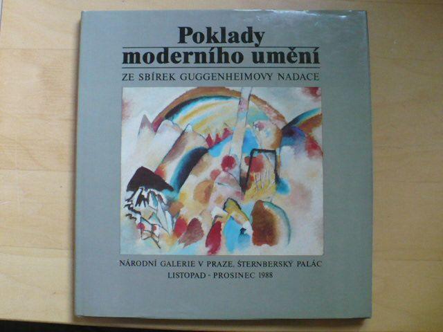Poklady moderního umění - Ze sbírek Guggenheimovy nadace