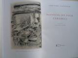 Vydra, Kunz - Painting on folk ceramics - Malba na lidové keramice