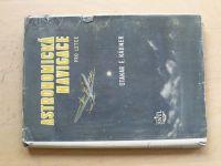Kádner - Astronomická navigace pro letce (SNTL 1954)