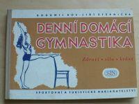 Kos, Štěpnička - Denní domácí gymnastika (1958)